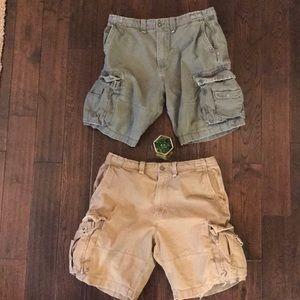 American Rag Men's sz 38 cargo shorts